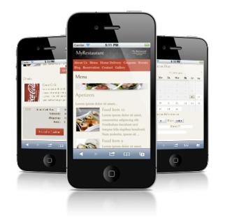 MyRestaurantTheme WordPress Responsive Restaurant Theme Review