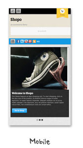 Shopo Responsive WordPress Theme