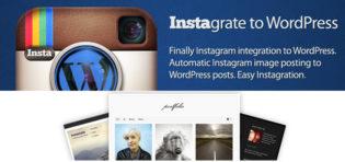 Instamate WP Instagram Integration Theme