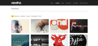 Mindful Featured Portfolio