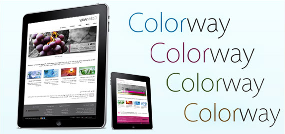 Colorway v3 Responsive WordPress Theme