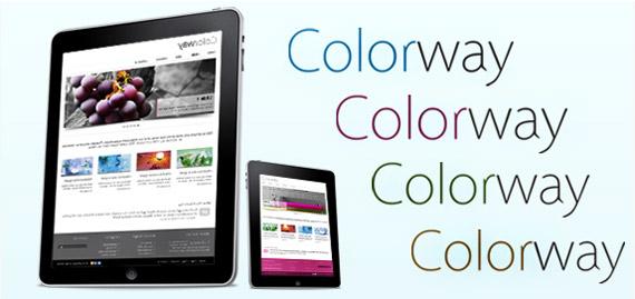 Colorway v3 Responsive WordPress Theme