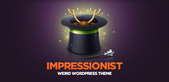 Impressionist WordPress Theme