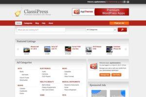 ClassiPress WordPress Classified Directory Theme
