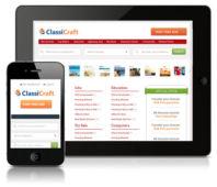 ClassiCraft Responsive WordPress Theme