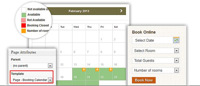 Hotel Booking 2 WordPress Theme