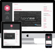 Personality Responsive WordPress Theme