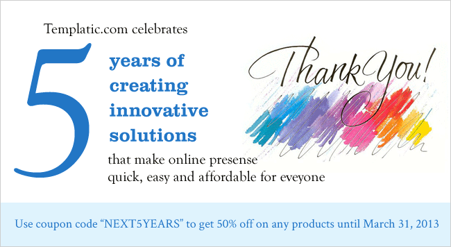 50% Discount Coupon Code 2013