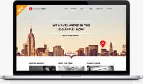 Agency Pro Responsive WordPress Business Theme