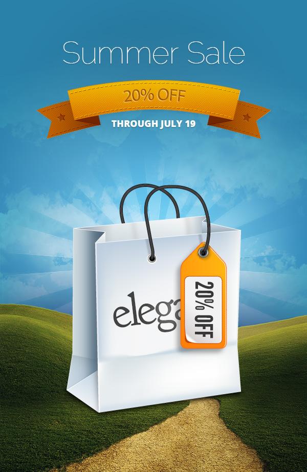20 Offer ElegantThemes WordPress Themes Club