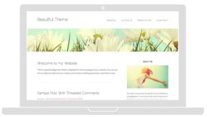 Beautiful Pro WordPress Microdata Theme