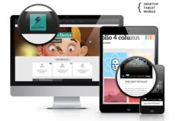Electra Multipurpose WordPress Theme