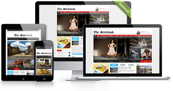 Stylebook Responsive WordPress Newspaper Theme