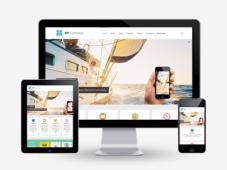 Company WordPress Online Studios Theme