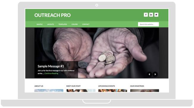 Outreach Pro Non-profit Organization Theme – Wpchats.com