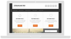 Streamline Pro Content-Based Theme – Wpchats.com