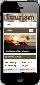 Tourism Local City Portal Theme – WPchats.com