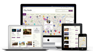 City Guide Responsive WordPress Local Listing Directory Theme