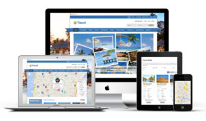 Travel Responsive WordPress Vacation Theme