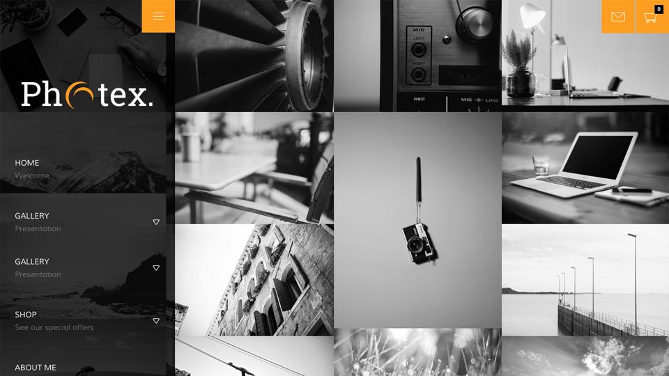 Photex WP Professional Photography Theme