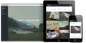 Trail WordPress multi-purpose portfolio Theme