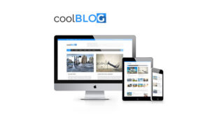 CoolBlog WP Bloggers Or Magazine Theme