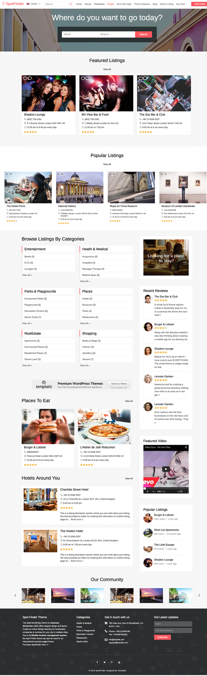 SpotFinder-WordPress-Rental-Lodging-Theme