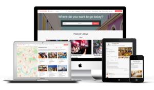 SpotFinder WordPress Rentals Directory Theme