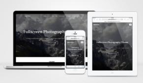 Inspiro WordPress Photo-focused Theme