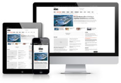 TrueNews Responsive WordPress Magazine Style Theme