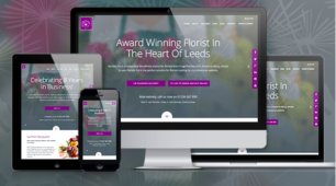 Florists Pro WordPress Sells Plants Theme