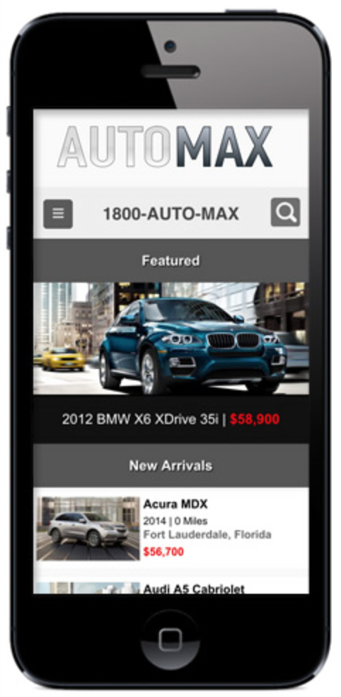 AutoMax Responsive WordPress Car Classified Theme