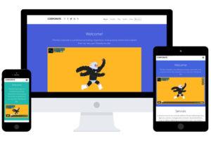 Corporate Responsive WordPress Multipurpose Theme