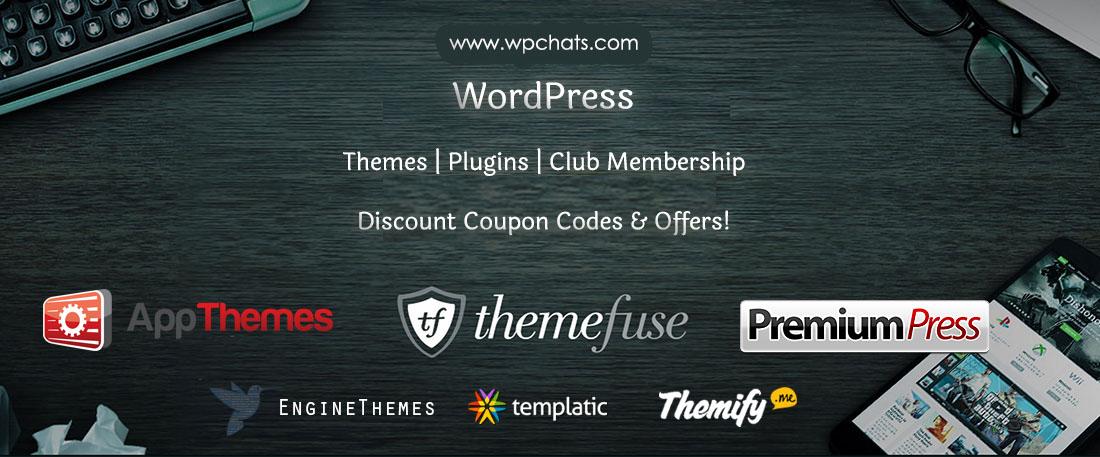 WordPress Themes & Membership Club – Discount Coupon Code & Offers 2015!