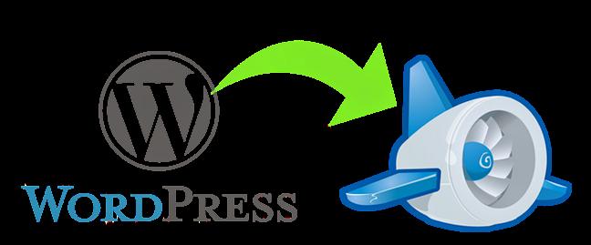 Hosting WP site on Google Engine