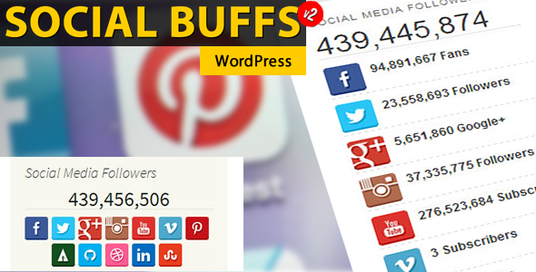 Social Buffs for WordPress Plugin