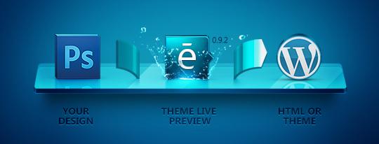 Template to WordPress Theme