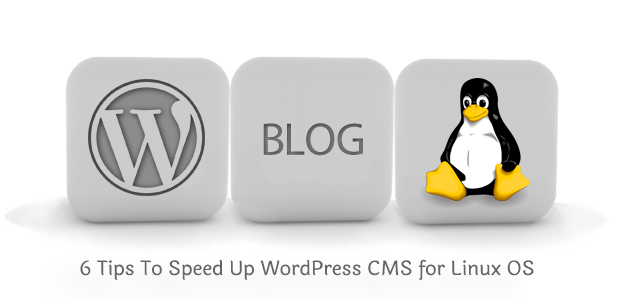 WordPress CMS for Linux OS