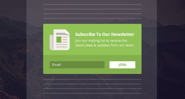 Bloom Inline Opt-In Forms WP Plugin