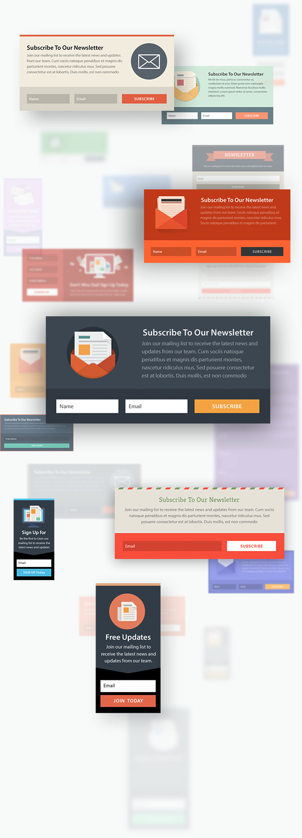 Bloom WP e-mail Newsletters Plugin