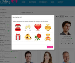 Dating Responsive WordPress Matches Theme