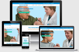 Healthcare Pro WordPress Doctors & Nurses Theme copy