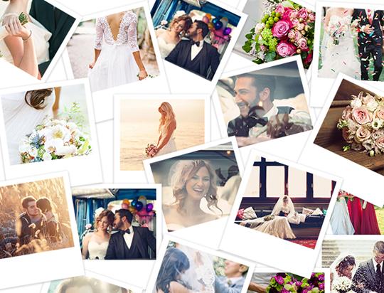 WeddingEngine WordPress Photo Gallery Theme