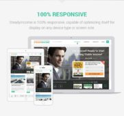 SteadyIncome WordPress Online Marketers Theme
