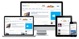 Daily 3.0 WordPress Magazine Bloggers Theme