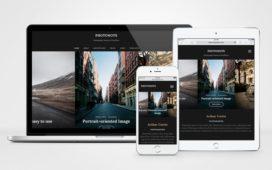 PhotoNote 2.0 WordPress Landscape Photography Theme