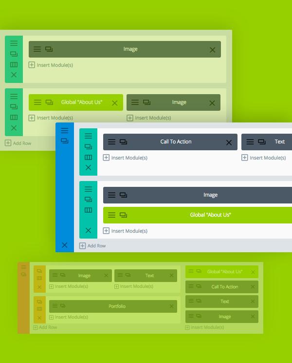 Divi 2.4 Library Elements WordPress Theme