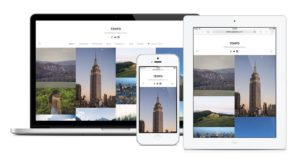 Tempo WordPress Masonry Photographers Theme