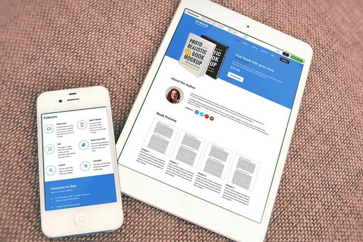 MyBook WordPress Online eBook Store Theme