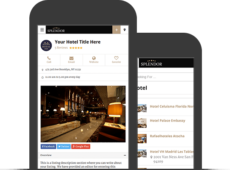 Splendor WordPress Hotel Directory Theme